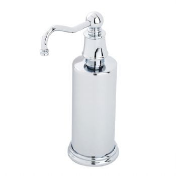 An image of Perrin and Rowe Country Collection Freestanding Soap Dispenser 6633